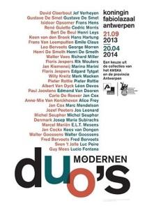 Campagnebeeld De MODERNEN. Duo's deel 1