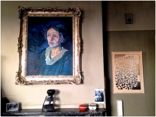 Atelierflat Jozef Peeters, Foto: Aude Tournaye