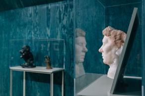 Auguste Rodin, Mevrouw Auguste Rodin, KMSKA, foto: Jesse Willems